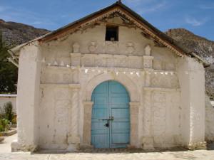 Eglise de Belén