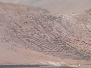 Geoglyfs, Chiza