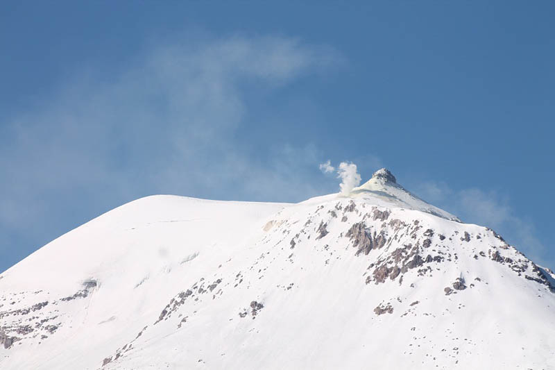 Guallatire Volcano 2