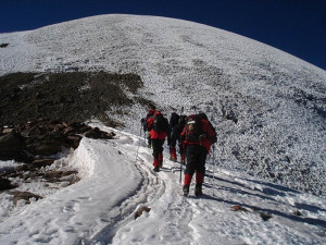 Guallatire Volcano 3
