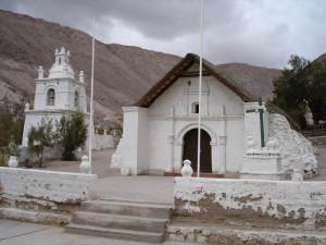 Guañacagua Church