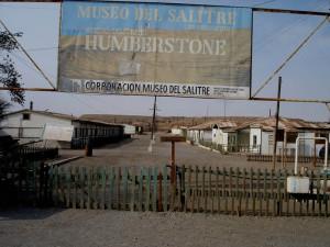 Humberstone 1, Nitrate Usine Museum