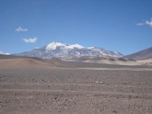 Ojos del Salado Volcano (6.892 masl)