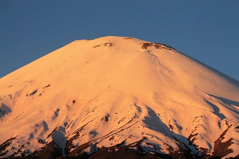 Parinacota Volcano 2