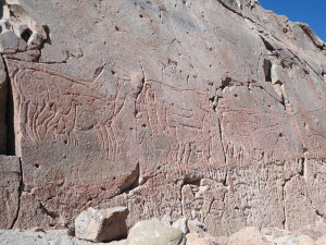 Petroglyfs of Tulan 1