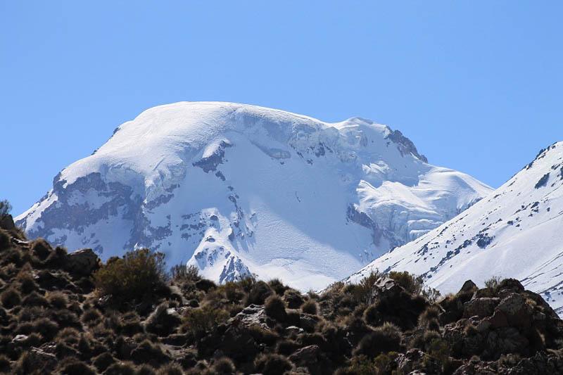 Pomerape Volcano (6.230)
