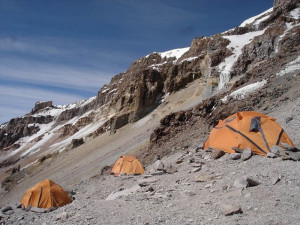 Sajama Snow-Capped (high camp at 5.670 masl)